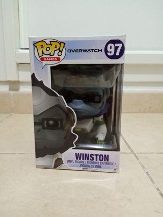 funko pop Winston overwacht