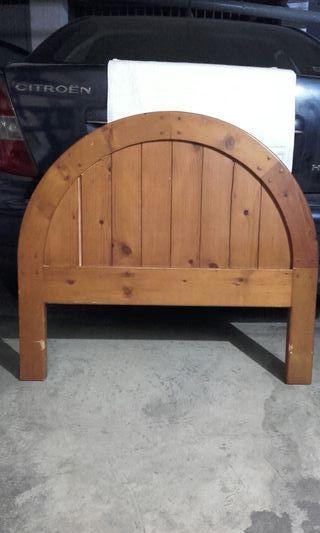 Cabecero cama 100 x 90