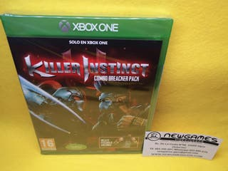 Killer Instinct Combo Breaker pack (NUEVO)-Xboxone
