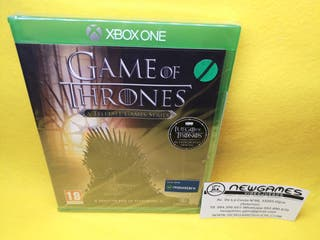 Games of Thrones (NUEVO) - XboxOne