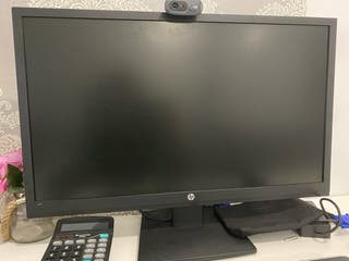 Monitor hp de 27' Full hd