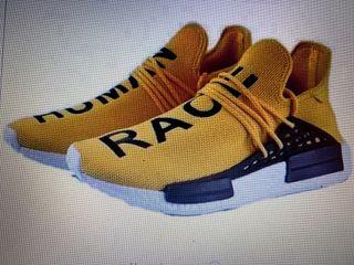 Zapatillas/bambas Adidas human race