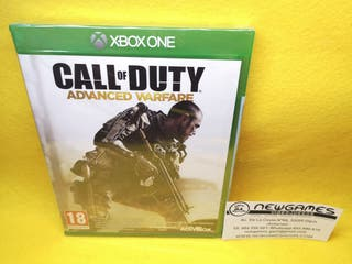 Call of Duty Advanced Warfare (NUEVO) - XboxOne