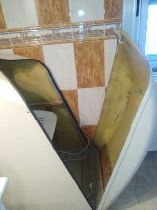 Sauna individual.