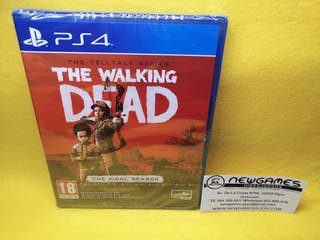 The Walking Dead The Final Season (NUEVO) - ps4