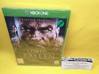 Lords of the Fallen (NUEVO) - XboxOne