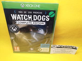 Watch Dogs Complete Edition (NUEVO) - XboxOne