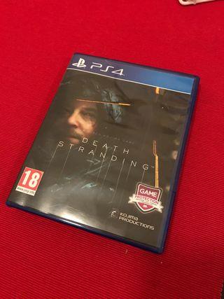 Playstation 4 PS4 juego Death Stranding