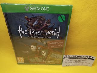 The Inner World The Last Wind Monk (NUEVO)-XboxOne