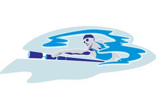 Montadores sistemas contracorriente piscinas