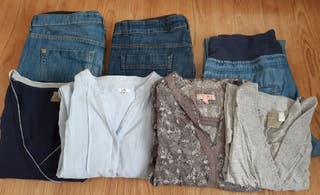 Lote de ropa premamá