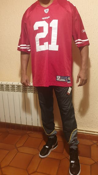 camiseta deportiva Reebok NFL americana 2020