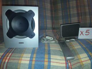 Sistema de Sonido 5.1 Philips