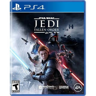 STAR WARS JEDI F.ORDER PS4