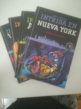 4 libros - Los investigadores del arte