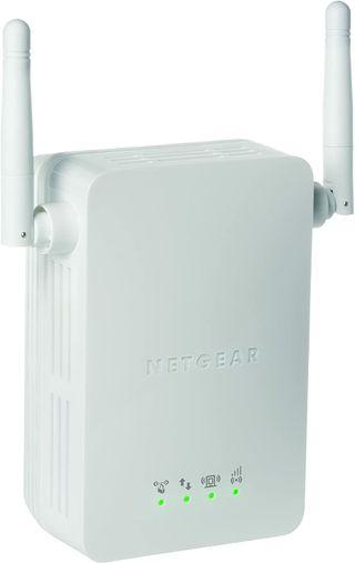 Amplificador WiFi + 3 adaptadores PLC