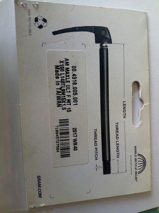 delantero Rock Shox Maxle Lite Ultimate 15x100mm