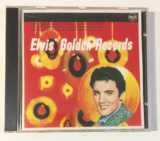 ELVIS PRESLEY Disco Cd