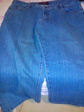ropa variada 3 pantalones de mujer talla50/Pan/T48