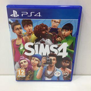 JUEGO SONY PLAYSTATION 4 PS4 LOS SIMS 4