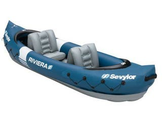 kayak 2 plazas