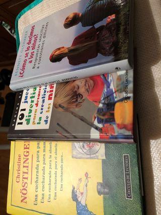 3 libros de psicologia infantil