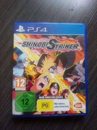 naruto shinobi striker