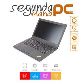 Lenovo ThinkPad X240 i5-4200U 16GB 250GB SSD B