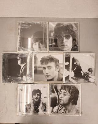 The Beatles cuadros MamagraF Bcn