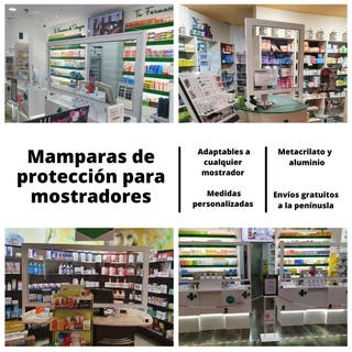 MAMPARA PROTECTORA ANTICONTAGIO COVID19