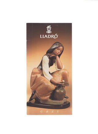 Catálogo de las porcelanas Lladró ~ Colección Gres
