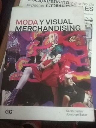 libro moda y visual merchandasing
