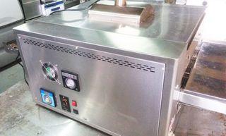 horno de cinta pizza tunel comercio profesional