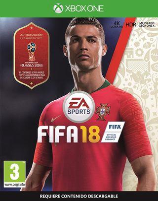 FIFA 18 Xbox