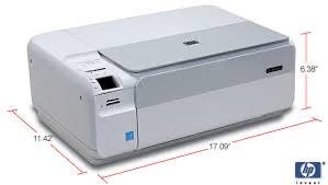 Impresora escáner wifi hp