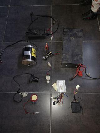 kit eléctrico 36v