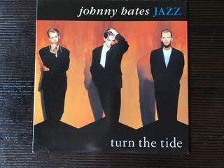 JOHNNY HATES JAZZ SINGLE VINILO TURN THE TIDE
