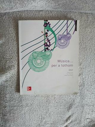 Libro música... per a tothom