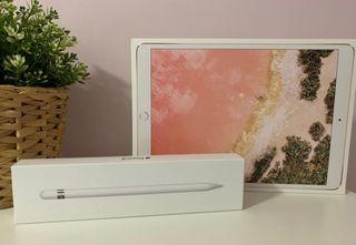 "iPad Pro 10,5"" + ApplePencil + smart keyboard"