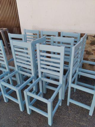 sillas mobiliario