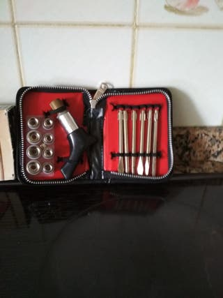 kit, de herramientas