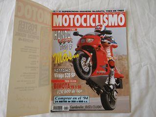 Bimoto YB9 SR Motociclismo nº 1355