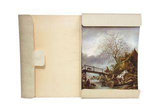 Lab. Made 24 láminas Obras Maestras Pintura Occid.