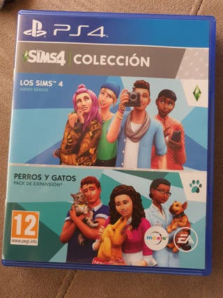 lo Sims 4 ps4