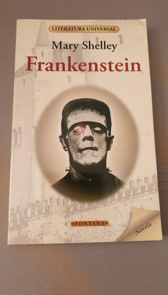 Frankenstein. Libro