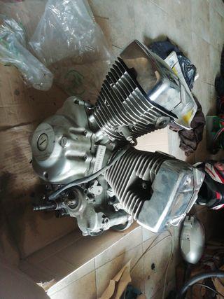 motor yamaha virago 250
