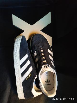 Adidas zapatilla gazelle ortholite