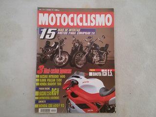 Kawasaki Vulcan 1500 Motociclismo nº 1295