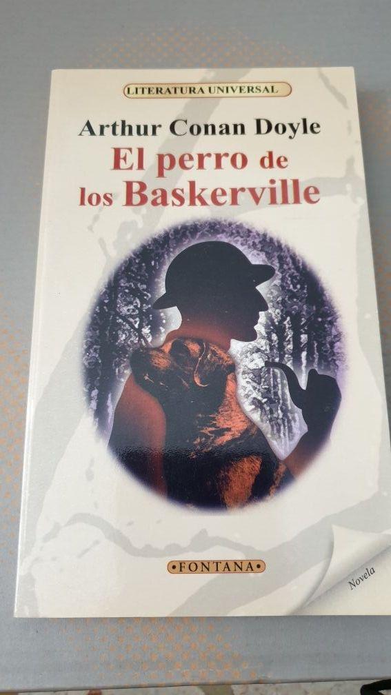 El perro de los Baskerville. Libro