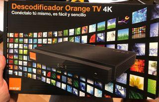 Deco Orange Samsung WHD81 4k
